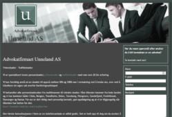 Unneland AS – Advokatfirma