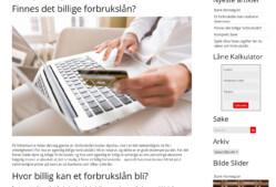 www.forbrukslan.blog
